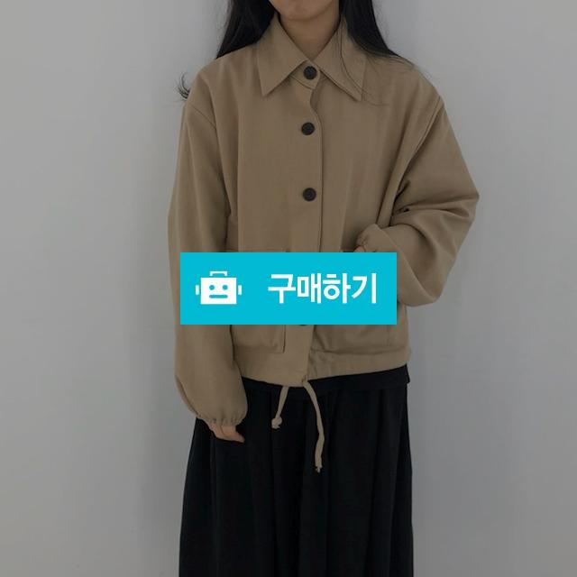 오버핏 캐주얼 카라 숏자켓 [2color]  / 다쿠니마켓님의 스토어 / 디비디비 / 구매하기 / 특가할인